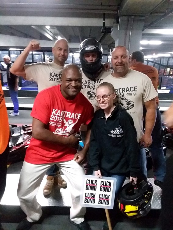 Go-Kart Race Supports Special Olympics
