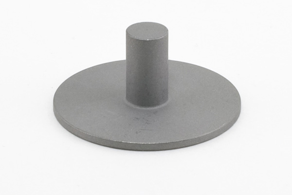 Blind Threaded Bushing, Large Flange