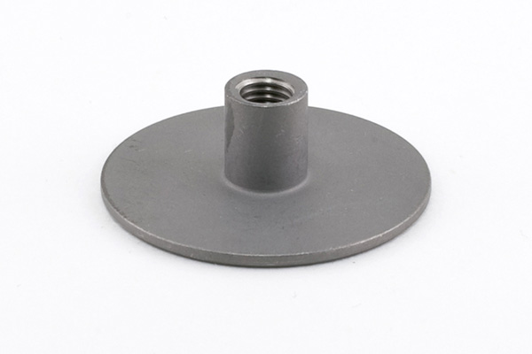 Locking Threaded Bushing, Large Flange