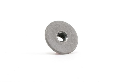 Locking Threaded Bushing, Small Flange